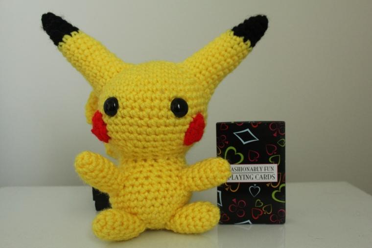 Chibi Pikachu Pattern